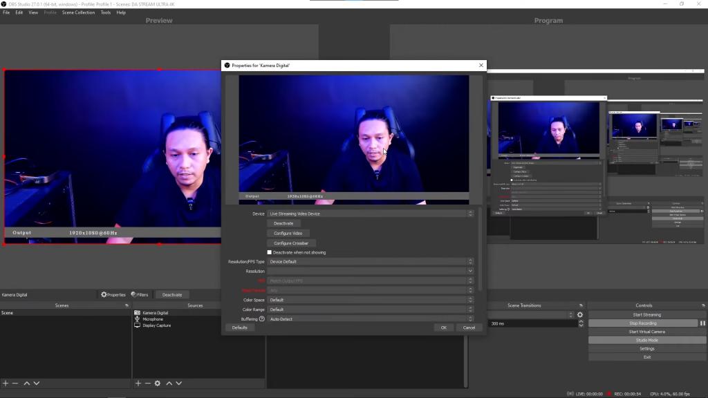 Cara Menggunakan DA Video Capture Card